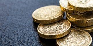 £1 coins
