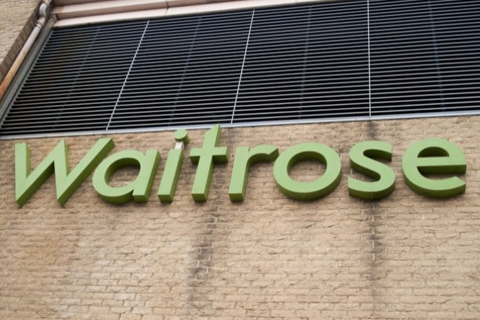 Waitrose the first UK grocer to achieve
