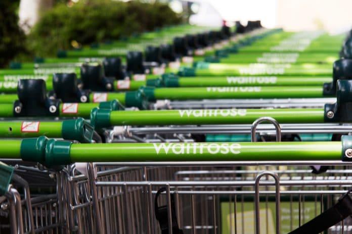 Waitrose waste
