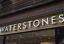 Waterstones Christmas sales James Daunt Elliott Advisors