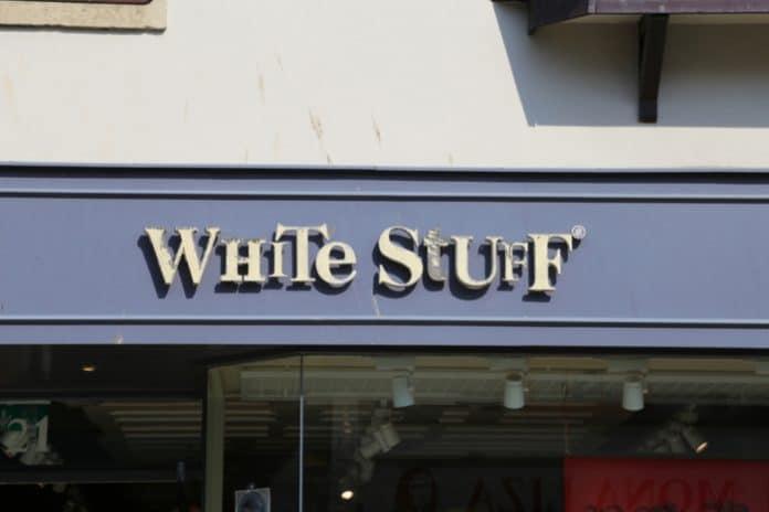 White Stuff The Body Shop