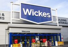 Wickes Travis Perkins David Wood