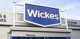 Travis Perkins Wickes Christopher Rogers