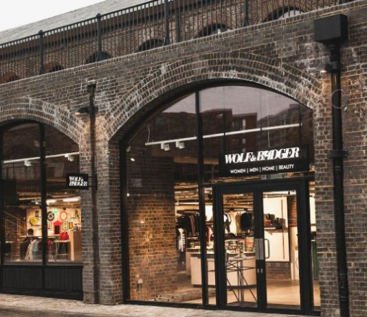 Online sales at the marketplace Wolf & Badger grew 59 per cent from £6.6m to £10.5m in 2019.