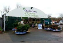 Wyevale Potters Bar Syon Park Cheltenham Bridgemere