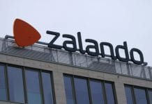 Zalando warehouse