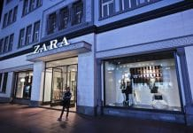 Zara's UK profits plummet despite sales increase