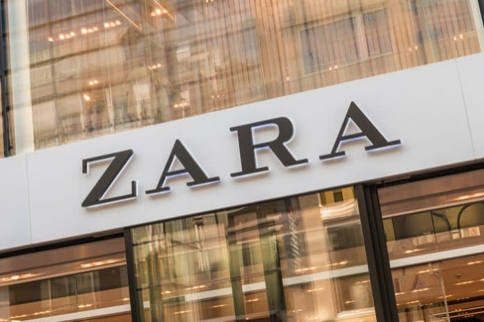 Zara click-and-collect