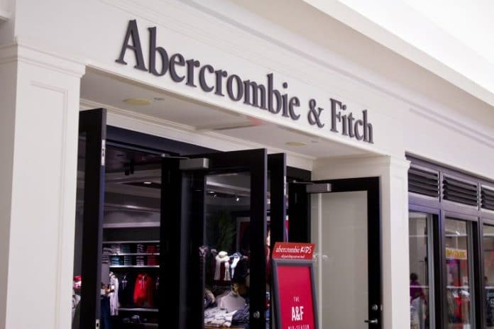 Abercrombie & Fitch vice president appointment Daniel Le Vesconte Olga Wu Kristin Scott