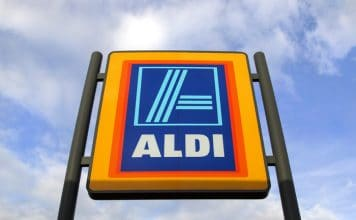 Aldi new stores store opening Giles Hurley expansion