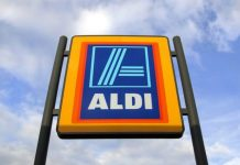 Aldi Christmas charities