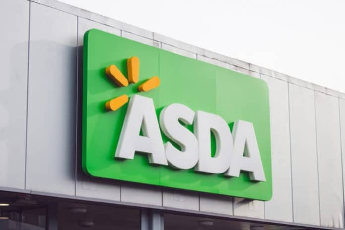 Asda re-loved charity clothing George recycling sustainability