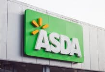 Asda GMB Union contract employment strike protest