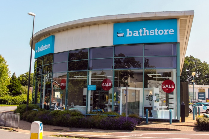 Homebase Kingfisher Bathstore director administration