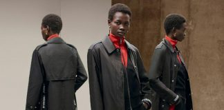 Burberry sustainability capsule collection