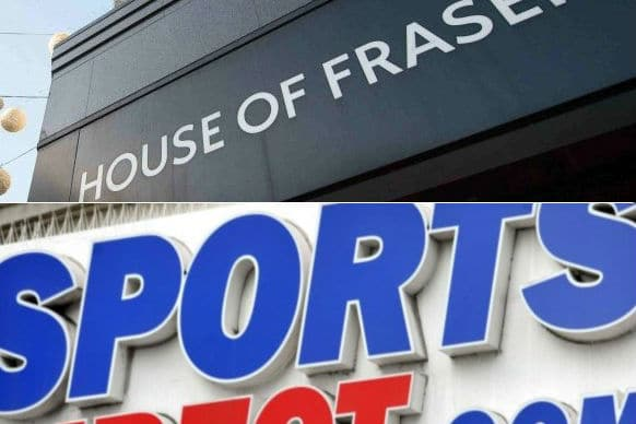 Sports Direct House of Fraser