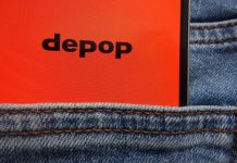 Depop expansion Selfridges maria raga