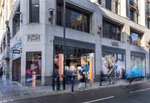 Vans is launching a new flagshipstore on London's Oxford Street which will be the retailers biggest European store.The 4,714sq ft store will stock a selection of footwear, apparel and accessories.
