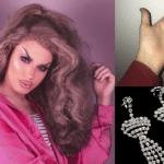 drag queen empty hand