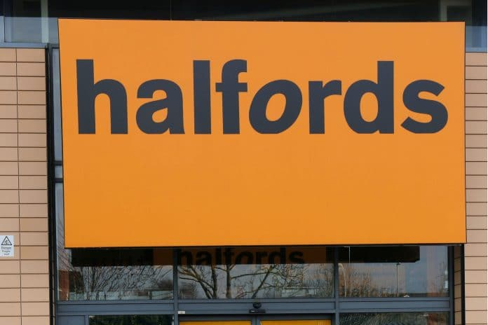 Halfords Graham Stapleton