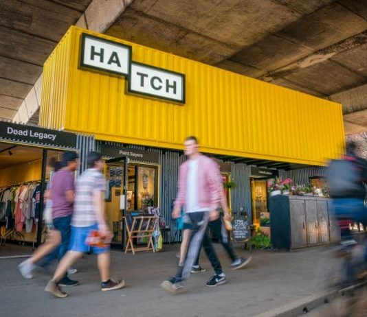 Hatch Manchester spotlight tour