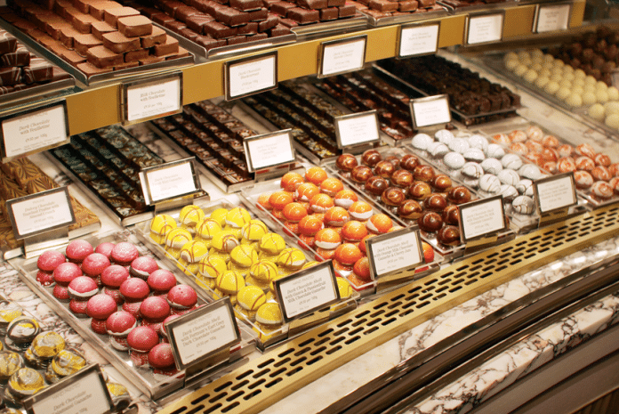 Fortnum & Mason has announced a major relaunch of its confectionery department in its flagship store in London, Piccadilly. The £1.14 million investment means there are now more than 500 different varieties of chocolate in one place.