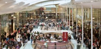 "Year-on-year retail footfall down 3.4% for November after ""winter washout"""