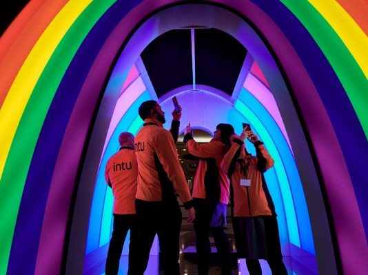 intu Lakeside has introduced mood-boosting light houses to brighten its visitor experience. The three walk-in 'light houses' aim to boost footfall, dwell time and brighten the moods of its 35 million visitors using the psychological benefits of colour.