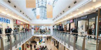 high street footfall shopping centres