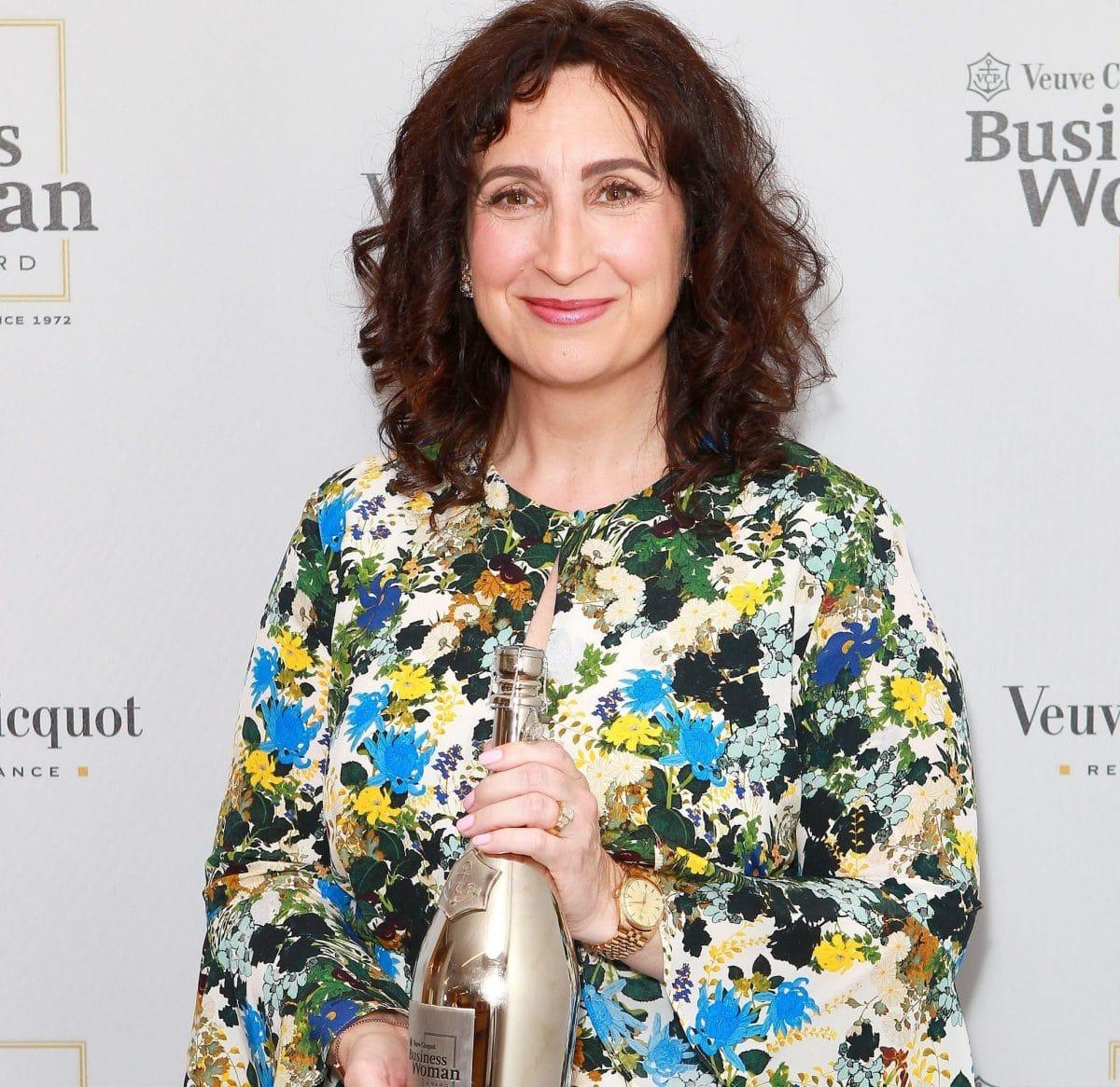 Co Op Ceo Jo Whitfield Wins Business Woman Award Retail Gazette