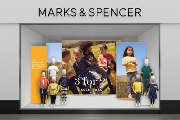 M&S broadens kidswear focus amid clothing turnaround