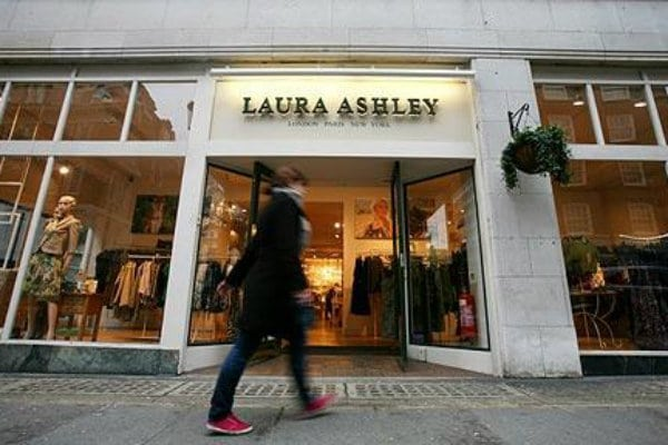 Laura Ashley Andrew Khoo flagship