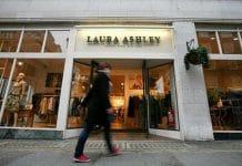 Laura Ashley trading update Andrew Khoo