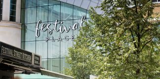 Festival Place Russell Jewell Neil Churchill AEW