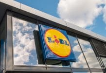 Lidl plastic waste reusable bags