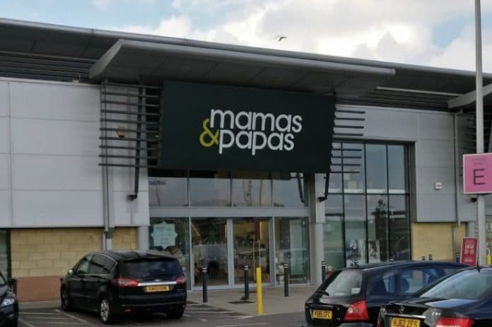 73 job cuts as Mamas & Papas sold in pre-pack administration deal