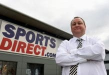 Mike Ashley Sports Direct shareholder