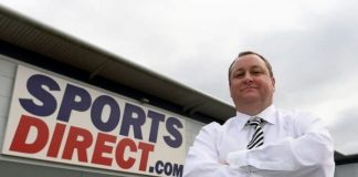 Mike Ashley Sports Direct auditor Grant Thornton Big 4 resignation
