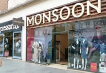 Monsoon Accessorize CEO Paul Allen Peter Simon