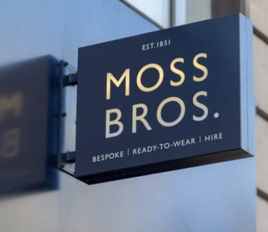 Moss Bros boardroom