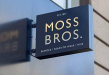 Moss Bros Brian Brick Bill Adams