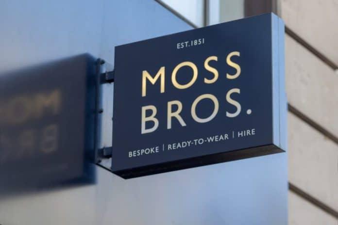 Moss Bros Brian Brick Bill Adams