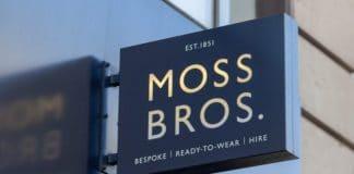 Moss Bros Brian Brick