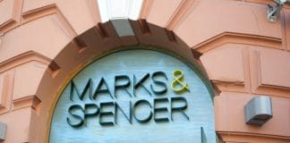 M&S FTSE 100 London Stock Exchange Marks & Spencer