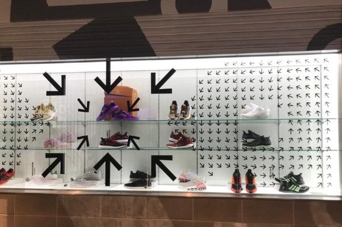 Adidas London store flagship