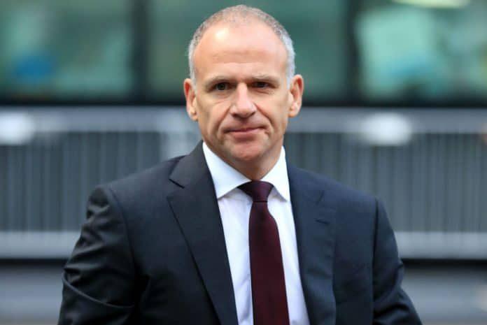 Tesco Dave Lewis CEO resignation John Allan Ken Murphy