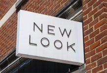New Look trading update Nigel Oddy