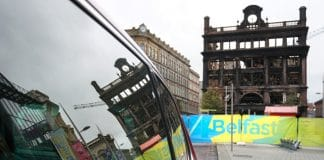 "Retail NI says Primark fire was a ""game changer"" for Belfast"