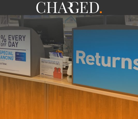 """Online returns are expected to jump 72 per cent today on 'Takeback Thursday' amid the """"busiest time of the year for returns""""."""