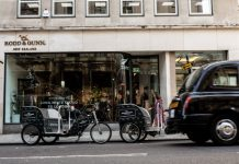 Rodd & Gunn opens debut European store in Conduit Street,. Mayfair, London